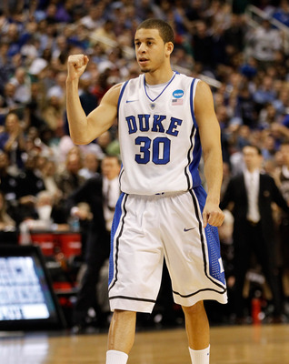 Seth Curry has been a solid member of the Blue Devils backcourt since transferring after the 2008-09 season.