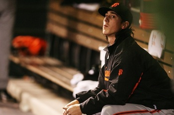 Tim Lincecum raised eyebrows this spring when he revealed he wasn't throwing his slider. (US Presswire)