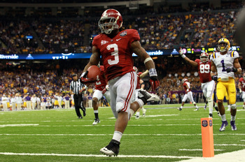 Trent Richardson (RB) Alabama