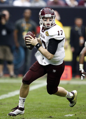 Ryan Tannehill (QB) Texas A&M