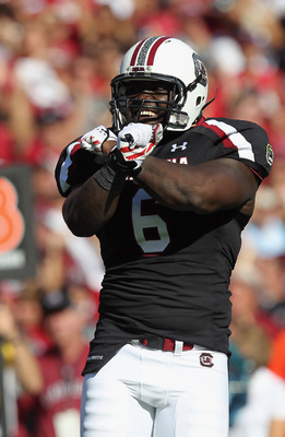 Melvin Ingram (DT/LB) South Carolina