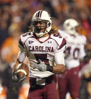 Stephon Gilmore (CB) South Carolina