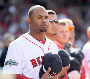 If Carl Crawford comes back from his wrist injury he could make a run at Comeback Player of The Year.