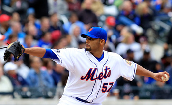 Johan Santana is back but will he be merely a shadow of his former self?
