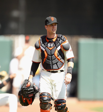 When Buster Posey was lost to injury in 2011 the Giants season took a turn for the worse.