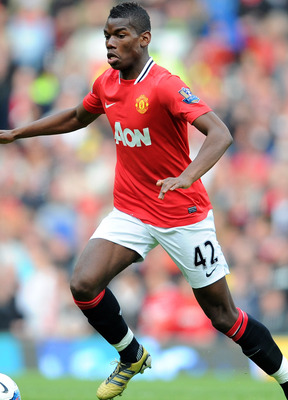 Despite speculation surrounding his future, 19-year-old Paul Pogba has impressed in his recent Premier League appearances.