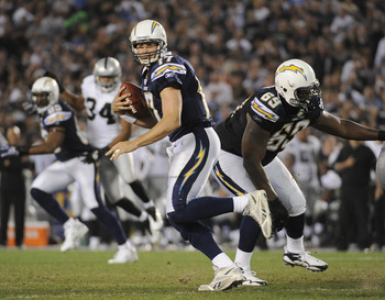 Chargers QB Philip Rivers