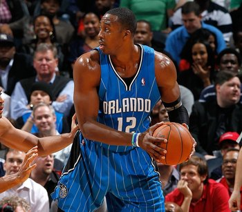 After all the drama Dwight Howard remained in Orlando.