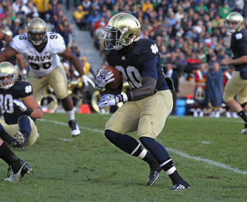 Wood will be one of the best running backs in the country in 2012.