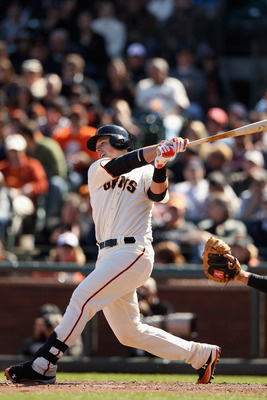 Buster Posey is catching on a regular basis again