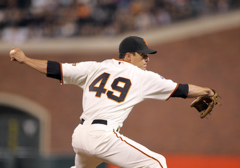 Javier Lopez is a lefty specialist