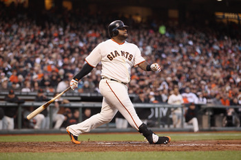 Pablo Sandoval plays the game with a youthful exuberance