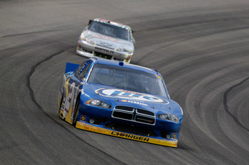 Brad Keselowski was off the pace Saturday night after another mechanical failure