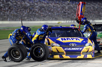 Martin Truex Jr. earned another solid finish Saturday night at Texas