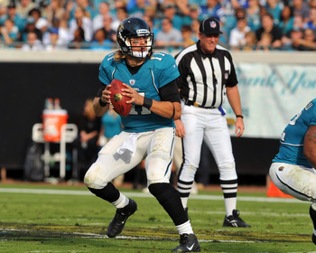 Blaine Gabbert and Jacksonville try to rebound from a 5-11 season with their opener against the Vikings.