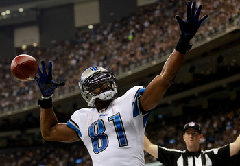 Calvin Johnson's 2011 season cemented him as one of the game's elite at the wide receiver position.