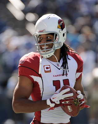 Minnesota and Arizona have met every year since 2008. In those four contests Larry Fitzgerald averaged six receptions and 92 receiving yards per game.