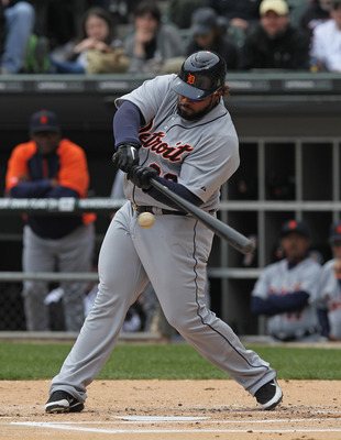 Prince Fielder signed one of the biggest contracts of all time with Detroit in the offseason.