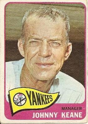 Johnny Keane (via 1965topps.blogspot.com)