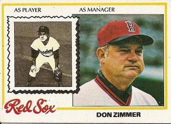 Don Zimmer (via the great Cardboard Gods)