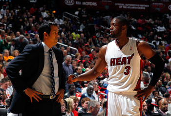 Erik Spolestra could be finished if the Heat don't win a title this June