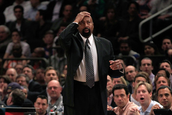 Mike Woodson could be chopped to welcome back Phil Jackson