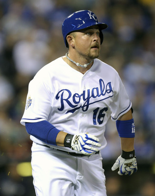 Aside from Billy Butler there hasn't been much to smile about in KC.