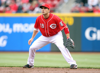 Equipped with a fat new contract, Joey Votto and the Reds look to make a playoff push in 2012.