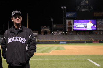 The Rockies celebrated last night. Can they make a playoff push in 2012?