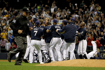 Can the Brewers make it two NL Central crowns in a row?