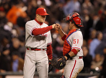 Papelbon has added to an already dominant pitching staff in Philly.