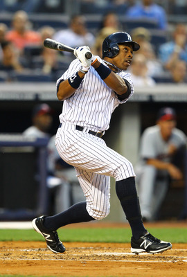 Granderson and the Yankees are starting to roll.