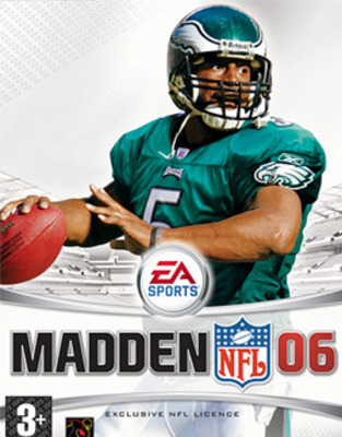 A sports hernia was Donovan McNabb's case of the Madden curse.