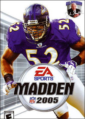 Even the unstoppable Ray Lewis was the victim of the Madden curse.