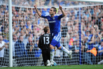 Lampard scores from the spot