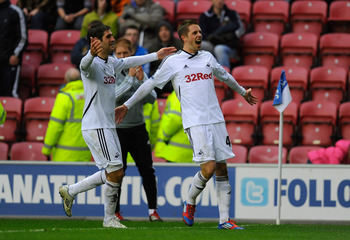 Gylfi Sigurdsson has made a big impact for Swansea City