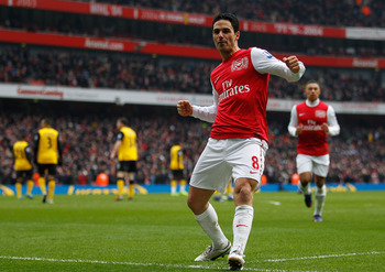 Arteta has been a major part of Arsenal's revival