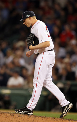Mark Melancon has been brutal this season, and on Wednesday was demoted to Triple-A Pawtucket.