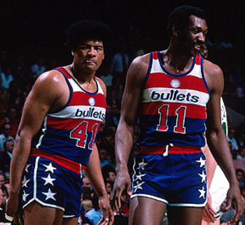 Elvin Hayes and Wes Unseld both played key roles in the 1978 playoffs.