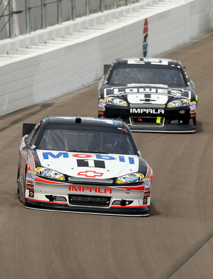 Fantasy Auto Racing Nascar on Fantasy Nascar Picks For Stp 400 At Kansas   Bleacher Report