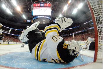 The Bruins have fallen. Can they get up?