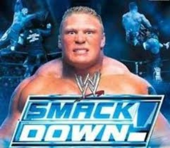 Brock Lesnar on SmackDown!
