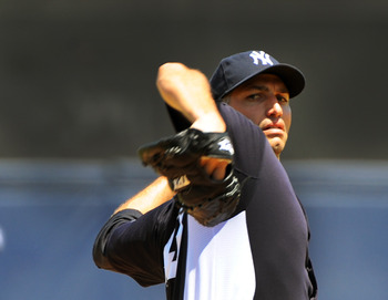 Andy Pettitte is working his way back towards the majors.