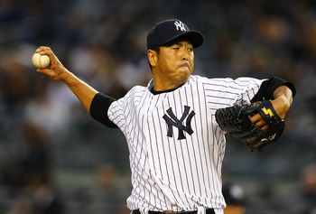 It's been a tough adjustment to the American League for Hiroki Kuroda so far.