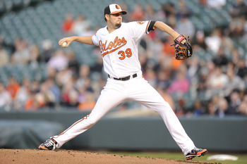 Hammel is a pleasant surprise for the Orioles in 2012