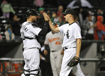 Pierzynski has emerged as an offensive force for the Whitesox