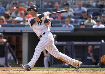 Nick Swisher is driving in runs at a career-high pace for New York