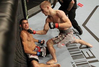 Michael McDonald is a bantamweight phenom who turned pro in MMA at age 16.