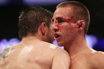 Rory MacDonald is coming off an impressive win over Mike Pyle at UFC 133.