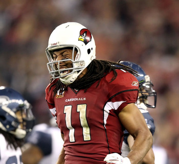 2004 First-Round Pick Larry Fitzgerald